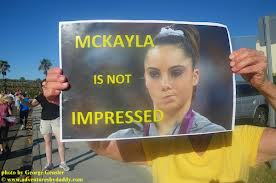 Oh shove it Mckayla!