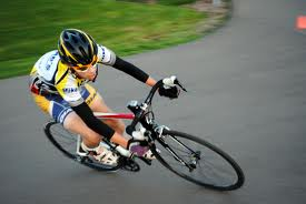 I am a cycling God.  Out of my way you running peon!