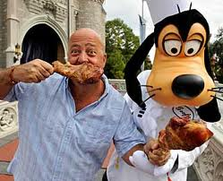 Trust me Goofy - you do not want to eat that!