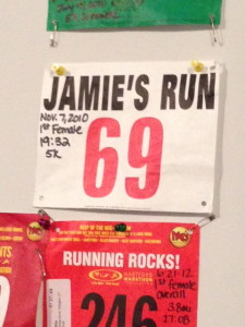 Sometimes you get lucky #69 and run a 5K PR!