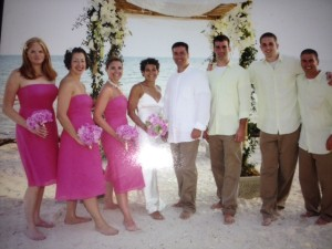 My Key West wedding...worth waiting for!