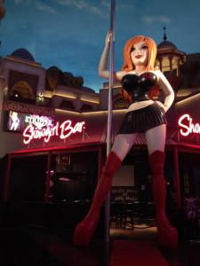 Giant stripper anyone?