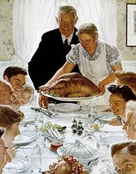 After we serve this turkey it's twearking time people!