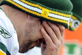 Don't cry Aaron.  At least you can start tweeting again since your season is over.  Tweet tweet.