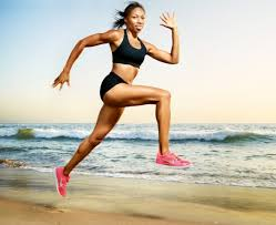Allyson Felix - Olympic Sprinter