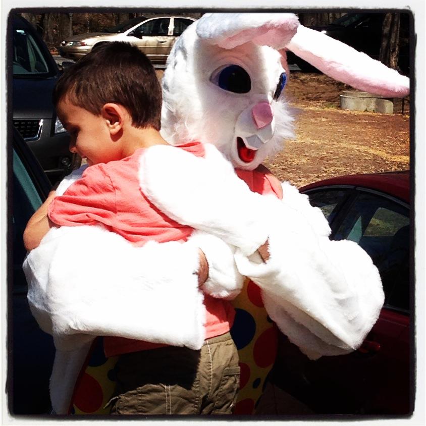Uncle Brian aka Easter Creeper