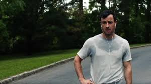That's right - the main man on The Leftovers is a runner! Just another reason to watch.