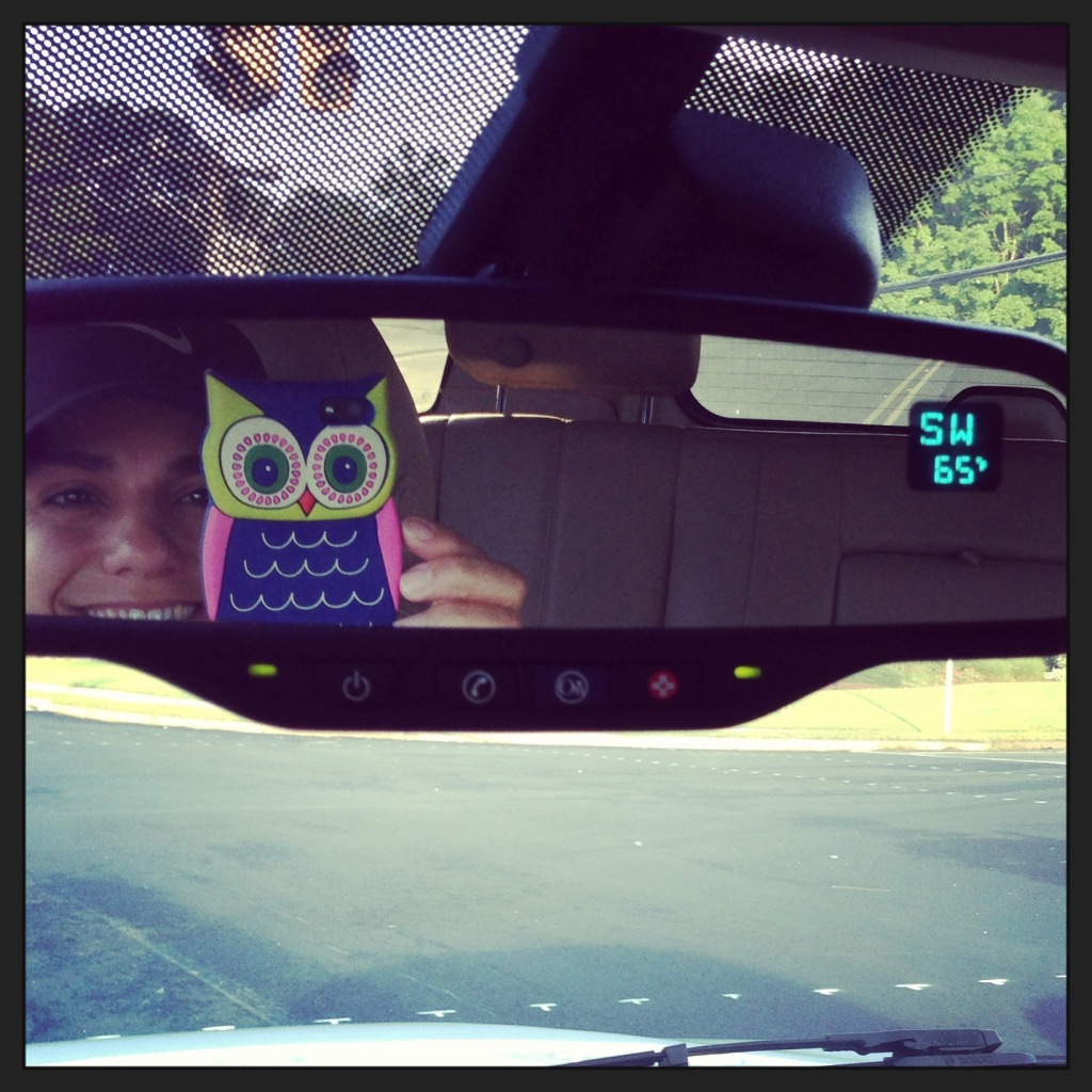 Everyone loves the Owl...most of all ME!
