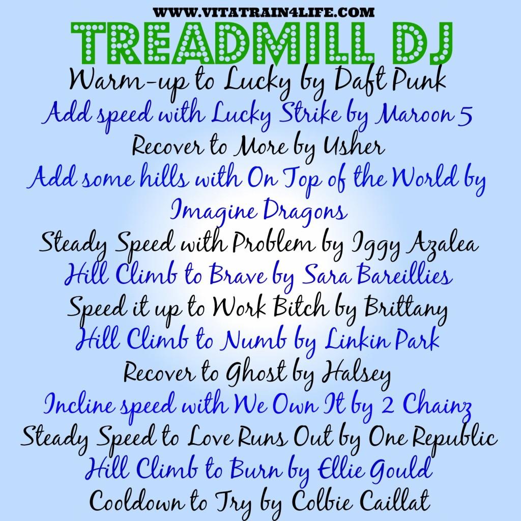 TreadmillDJ