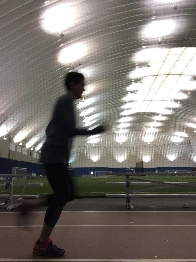 Speed work!