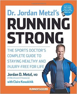 If you're a runner, buy this book. If you know a runner, get it for them.
