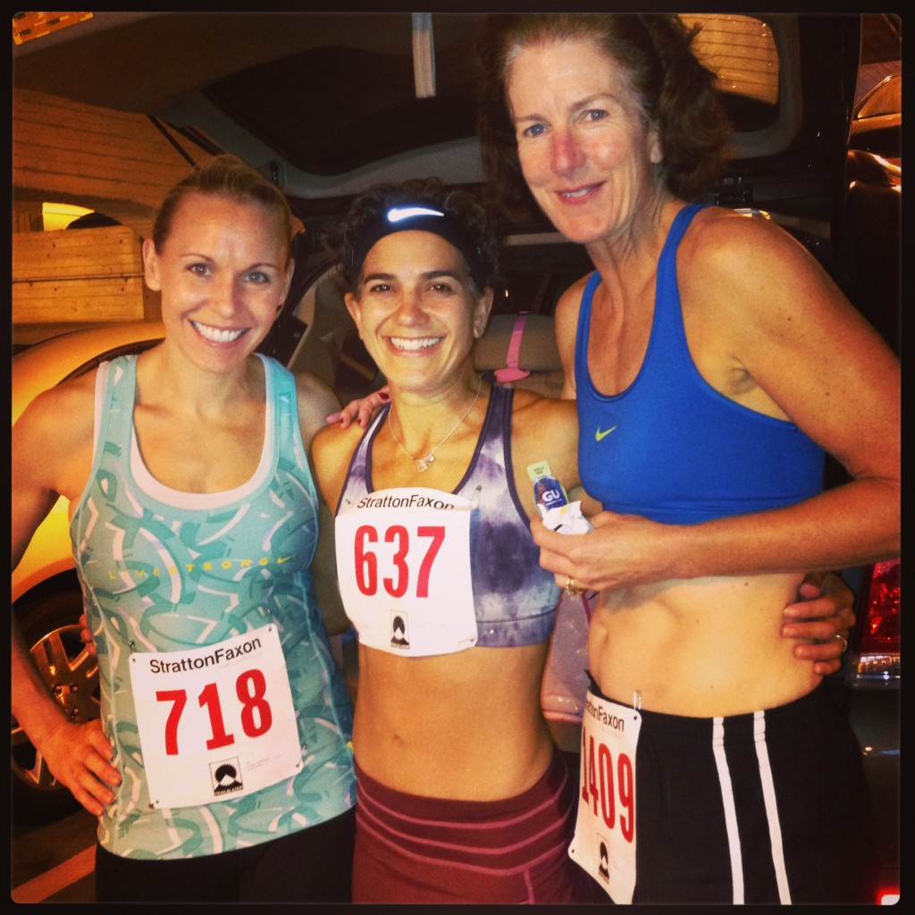 These two have been the only reason I enjoyed the New Haven 20K these past two years. #BreakTheCurse