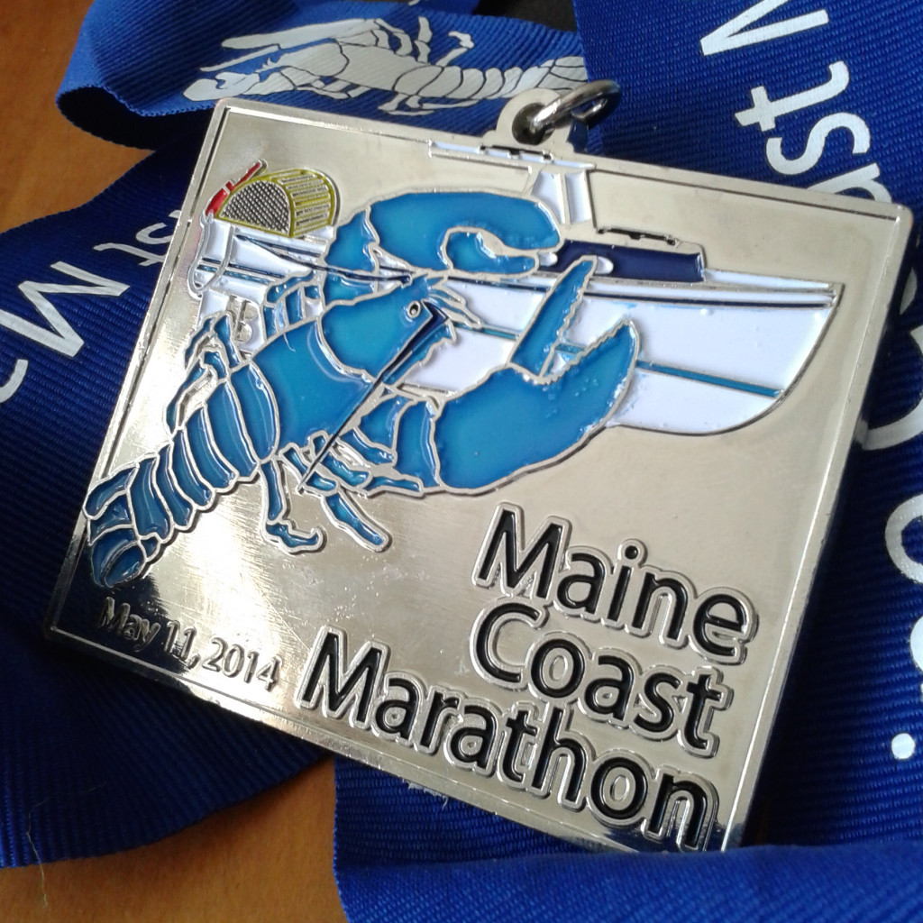 This will definitely be my first medal with a LOBSTAH on it. I hope they still give this one out!