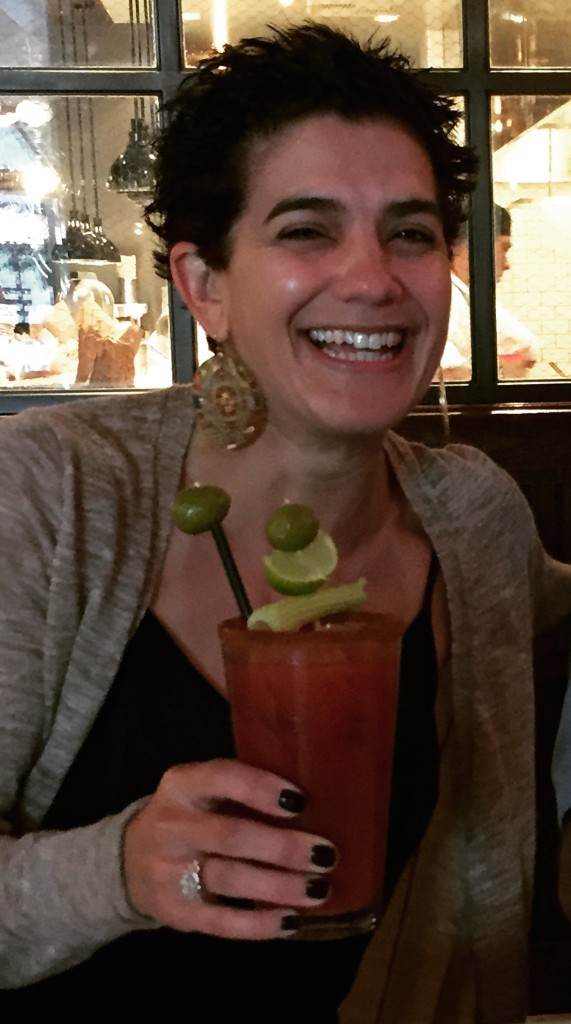 Pull up a Bloody Mary and laugh with me!