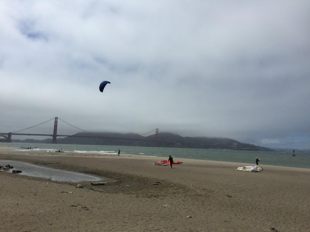 These windsurfers were insane!