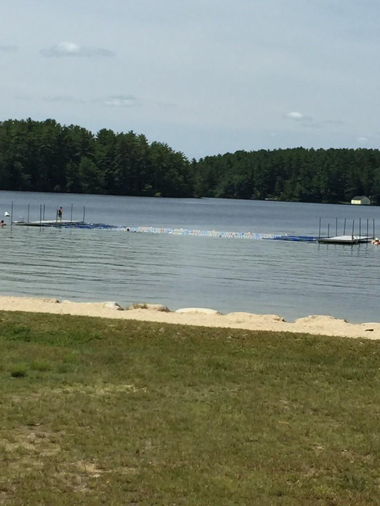 Lap lanes on the lake!?