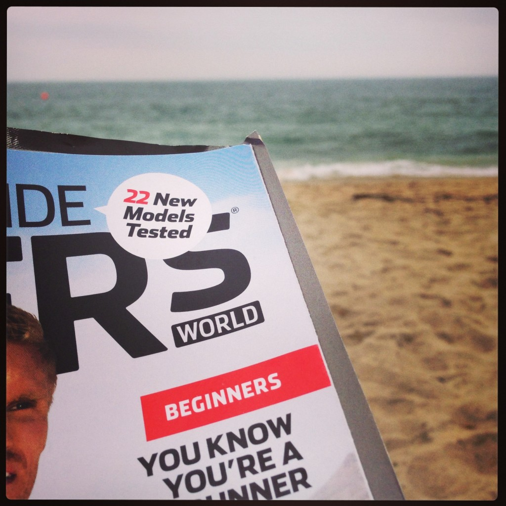 Just a little light reading at the beach last summer...or maybe it was the summer before that?