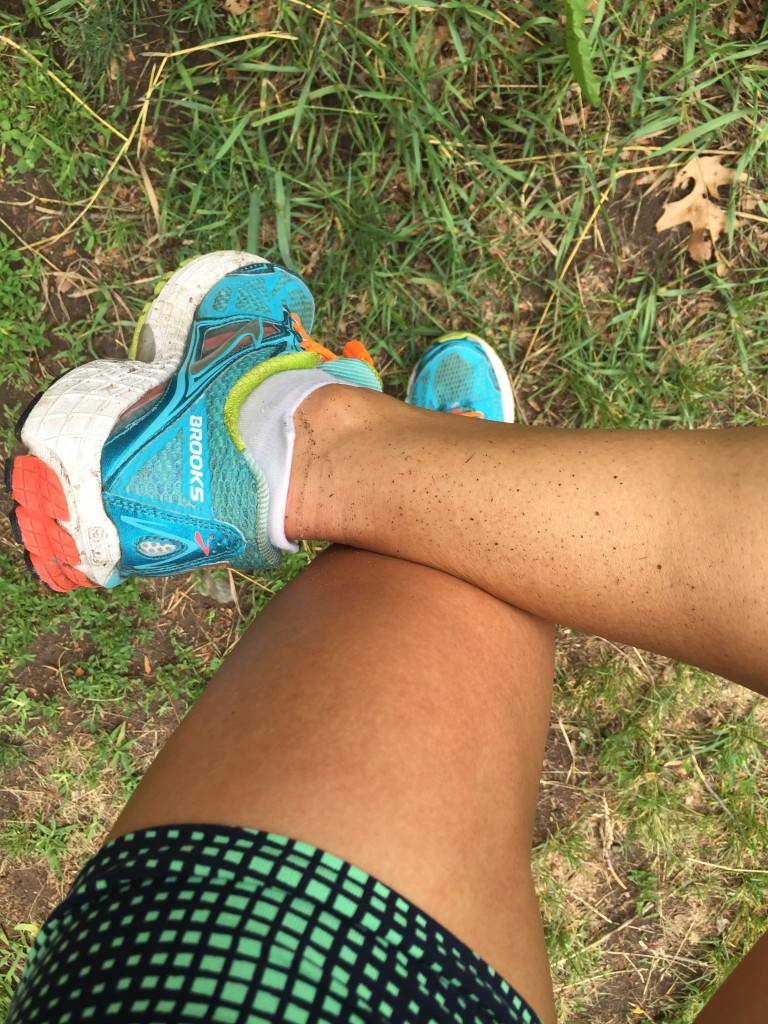 My trusty Revennas got me though many races and PRs. What happened?