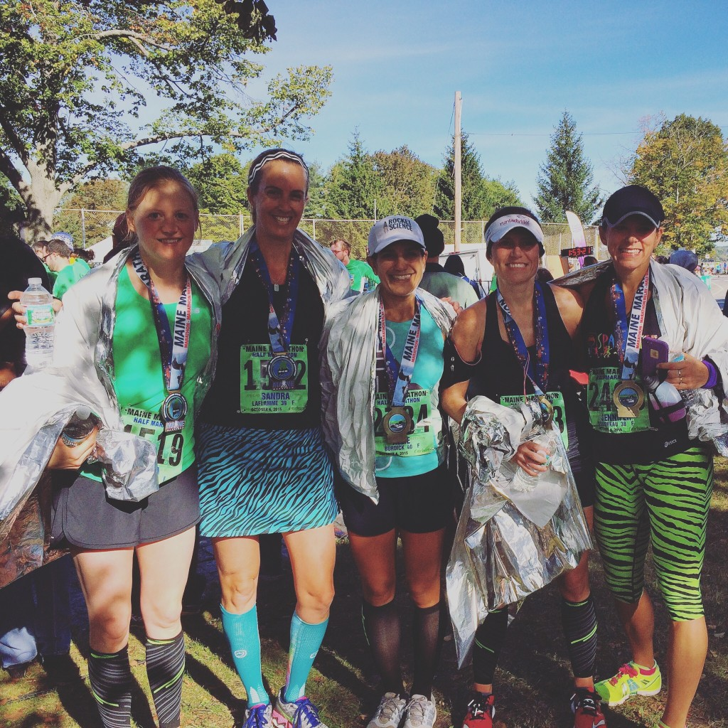 All the finishers! All the smiles! All the badassery!