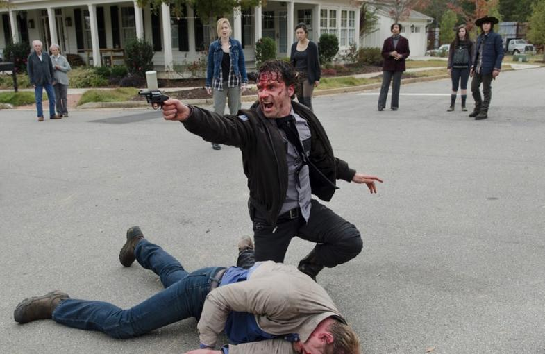 Just one example of Rick going off the deep end. I love it.