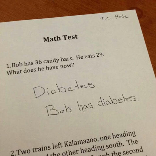 Finally! Math I actually understand.