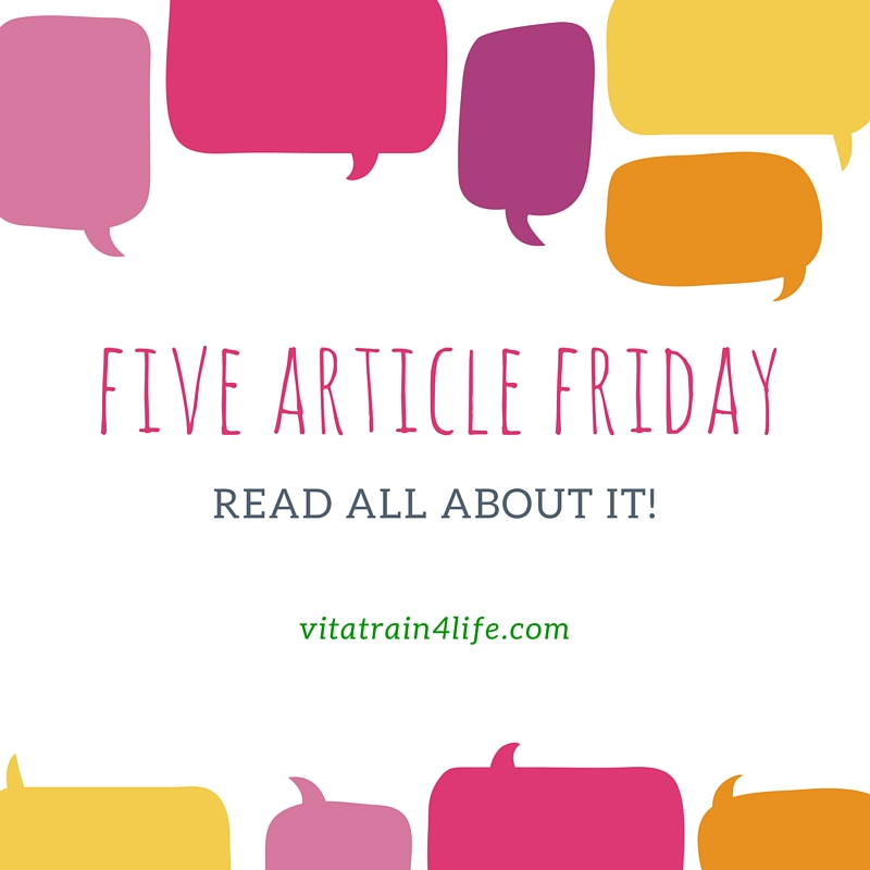 five article friday