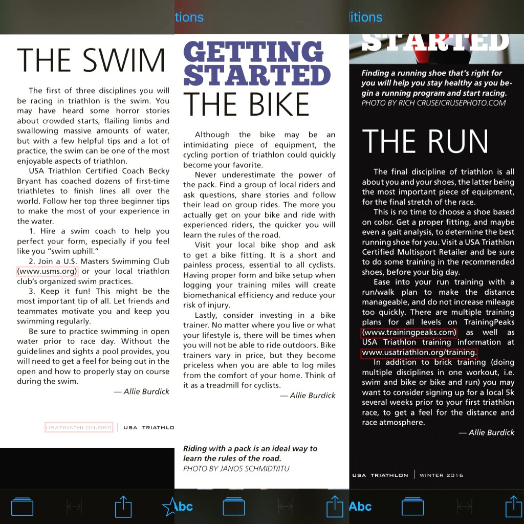 USA Triathlon Magazine - Winter 2016