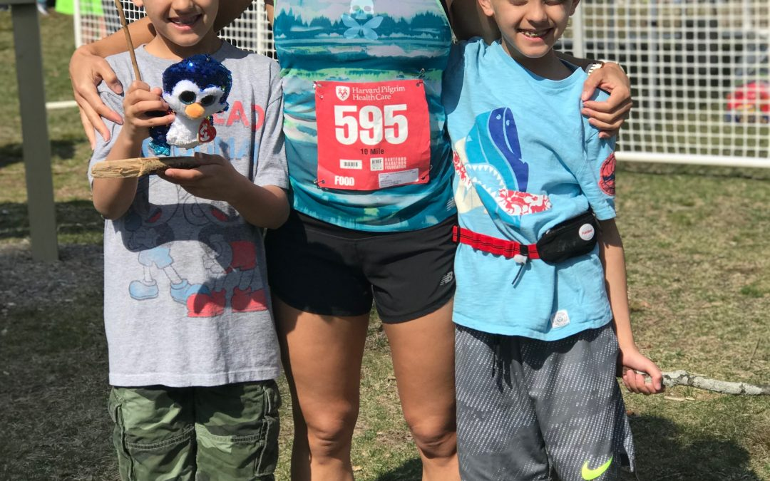 10 Thoughts About My 10 Mile Race
